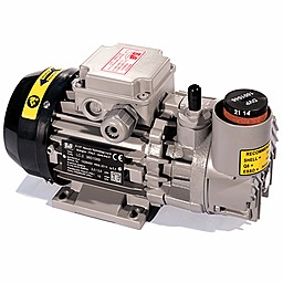 Пластинчато-роторный вакуумный насос DVP LC.2