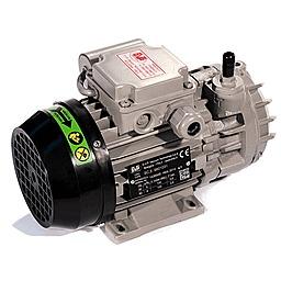 Безмасляный пластинчато-роторный вакуумный насос DVP SC.5_220
