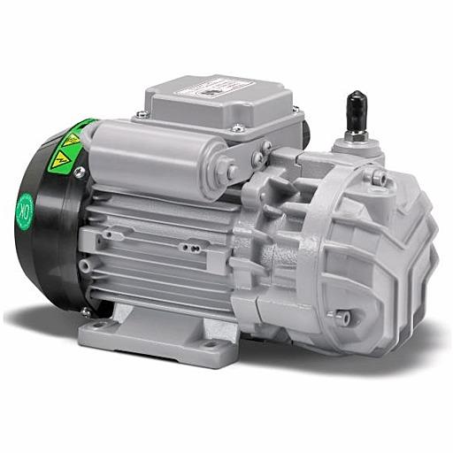 Безмасляный пластинчато-роторный вакуумный насос DVP SC.5