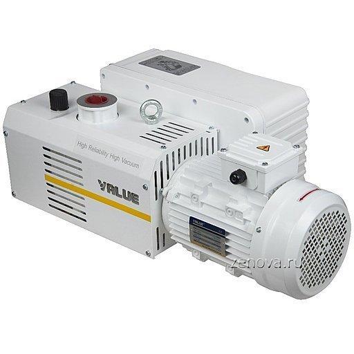 Пластинчато-роторный вакуумный насос Value VSV-100