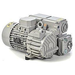 Пластинчато-роторный вакуумный насос DVP LC.25