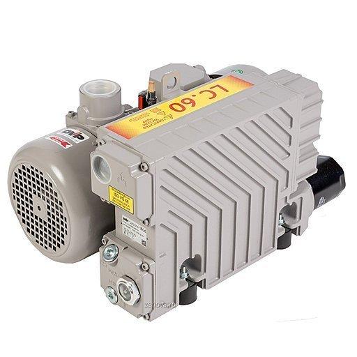 Пластинчато-роторный вакуумный насос DVP LC.60