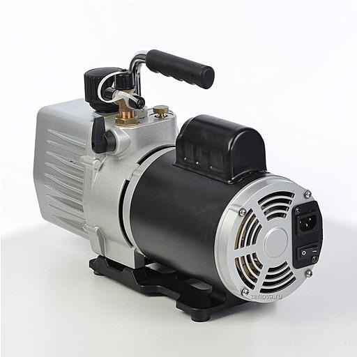 Двухступенчатый пластинчато-роторный вакуумный насос AirVac AHV-6