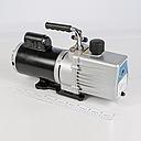Шильдик двухступенчатого пластинчато-роторного вакуумного насоса AirVac AHV-12