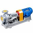 Центробежный насос для горячих масел ZY Technology LQRY 50-32-150/2-C