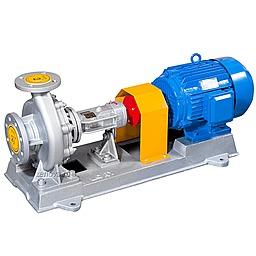 Центробежный насос для горячих масел ZY Technology LQRY 65-50-160/2-C