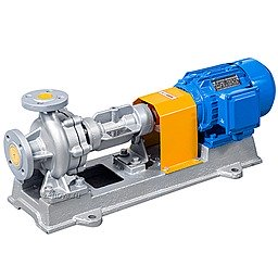 Центробежный насос для горячих масел ZY Technology LQRY 26-20-100/2-C