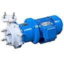 Герметичный насос ZY Technology CQB32-25-125F/2-FEP/C-011