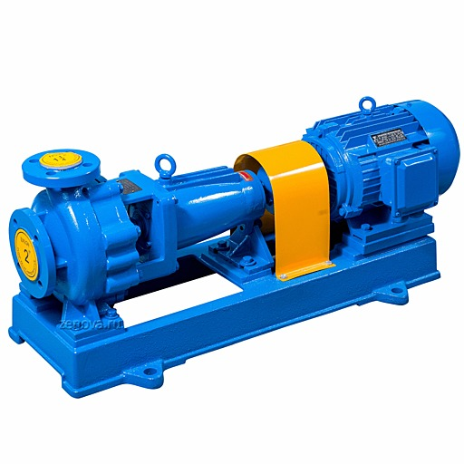 Химический насос ZY Technology IHF 32-25-125/2-FEP/C-015