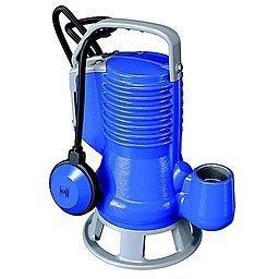Фекальный погружной насос из чугуна Zenit DG blue 40/2/G40V A1BM5