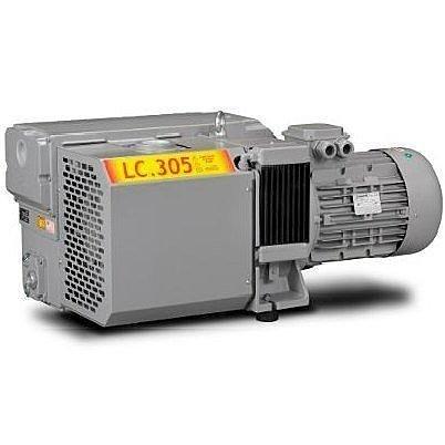 Пластинчато-роторный вакуумный насос DVP LC.305