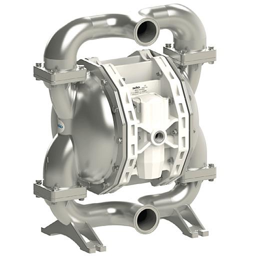 Мембранный пневматический насос Duotek FOOD AF XF 0400S