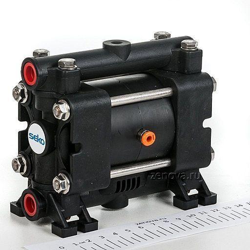 Установочные размеры модели Seko Duotek AF0007K, см
