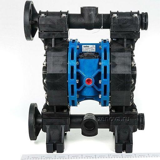 Установочные размеры модели Seko Duotek AF0400P, см