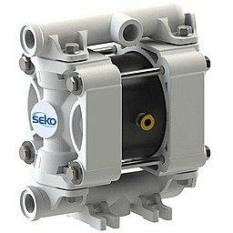 Взрывозащищенный мембранный пневматический насос Seko Duotek AF X0 0018N