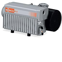 Пластинчато-роторный вакуумный насос Busch R5 RA 0155 A