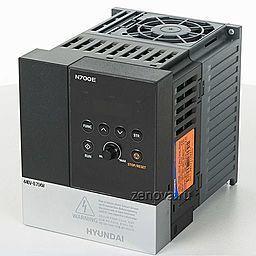 Частотный преобразователь (инвертор) Hyundai N700E_007HF