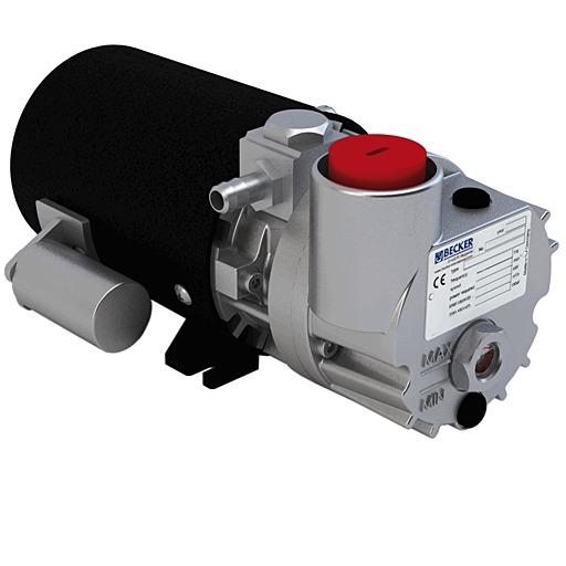Пластинчато-роторный вакуумный насос Becker O 5.4_220