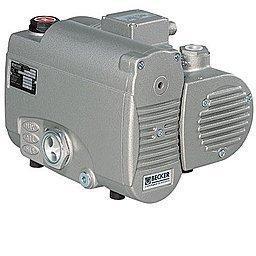 Пластинчато-роторный вакуумный насос Becker U 4.40