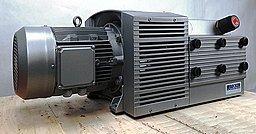 Безмасляный пластинчато-роторный вакуумный насос Becker KVT 3.140 с хранения