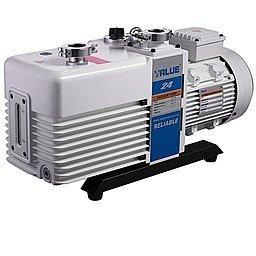 Двухступенчатый пластинчато-роторный вакуумный насос Value VRD-24_220