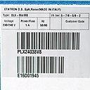 Кодовая маркировка насосов Etatron DLX MA/MB 05-07