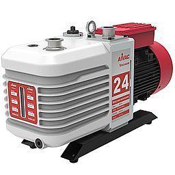 Двухступенчатый пластинчато-роторный вакуумный насос AiVac ARV-24_220