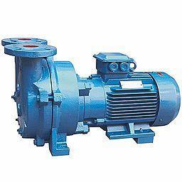 Моноблочный водокольцевой вакуумный насос SL Vacuum SKA-5110 (колесо чугун)