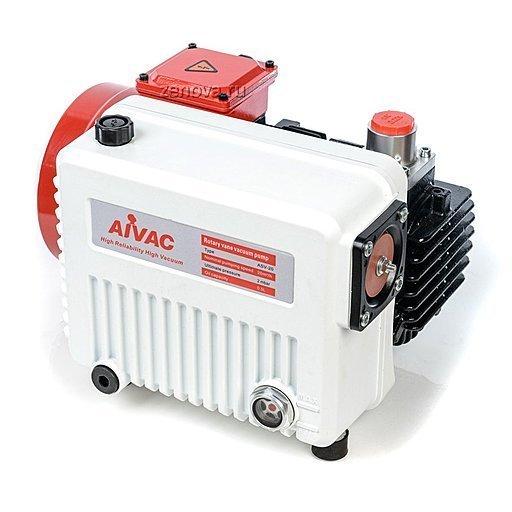 Пластинчато-роторный вакуумный насос AiVac ASV-020