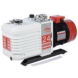 Двухступенчатый пластинчато-роторный форвакуумный насос AiVac ARV-24