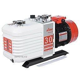 Двухступенчатый пластинчато-роторный форвакуумный насос AiVac ARV-30