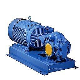 Шестеренный насос для горячих масел ZY Technology KCB 200-CCG/0.33/4/C
