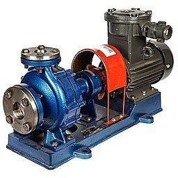 Взрывозащищенный центробежный насос для термального масла ZY Technology RY 40-25-160_Ex