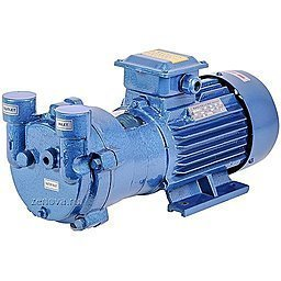 Моноблочный водокольцевой вакуумный насос SL Vacuum SKA-A-2071 (колесо чугун)