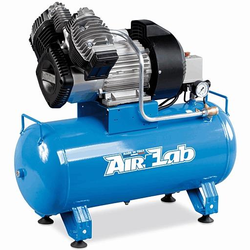 Безмасляный поршневой лабораторный компрессор Fini Air LAB 320-50F-3M