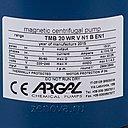 Шильдик модели Argal TMB 20