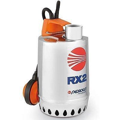Дренажный погружной насос из нержавеющей стали Pedrollo RX 1