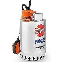 Дренажный погружной насос из нержавеющей стали Pedrollo RX 4