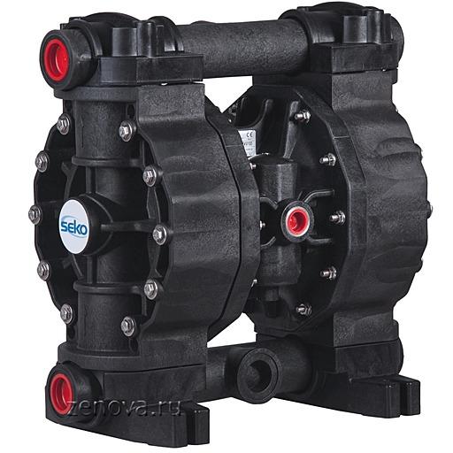 Мембранный пневматический насос Duotek AF0160K
