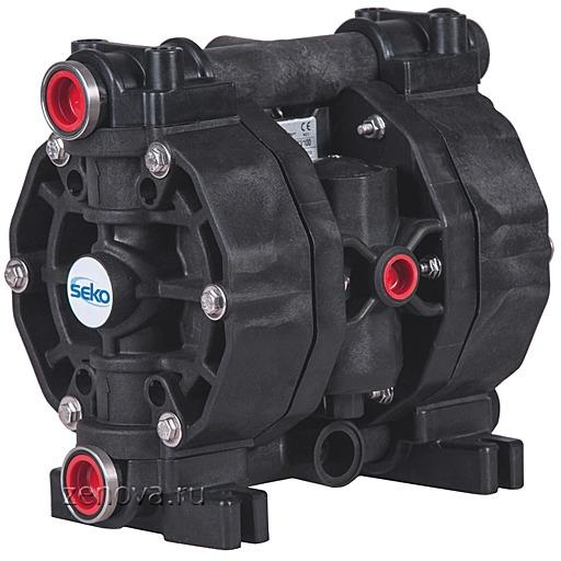 Мембранный пневматический насос Duotek AF0100K