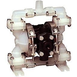 Мембранный пневматический насос Sandpiper PB 1/4K