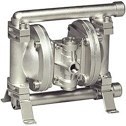 Мембранный пневматический насос Sandpiper E02B4S