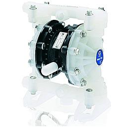 Мембранный пневматический насос Graco HUSKY 515-PP-PP-SP-SP