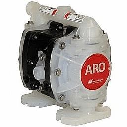 Мембранный пневматический насос ARO PD01P-HPS-PAA-A