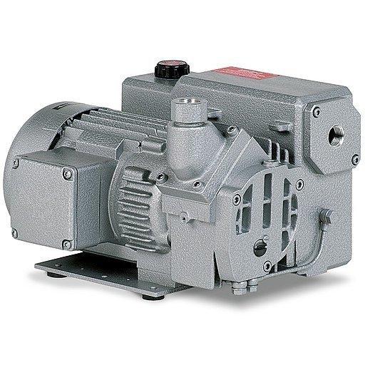 Пластинчато-роторный вакуумный насос Elmo Rietschle VGD10-0130