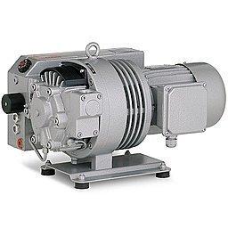 Пластинчато-роторный вакуумный насос Elmo Rietschle VCA25-01AA
