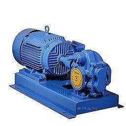 Шестеренный насос для горячих масел ZY Technology KCB 300-CCG/0.36/6/C