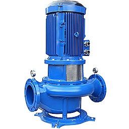 Линейный циркуляционный насос Norm SNLL 40-125 D