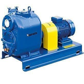 Самовсасывающий насос для грязной воды Varisco ST-R2E_G10_ST40_BASE