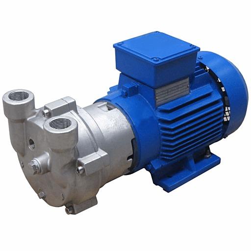 Водокольцевой вакуумный насос SL Vacuum SKA-2060_AISI304
